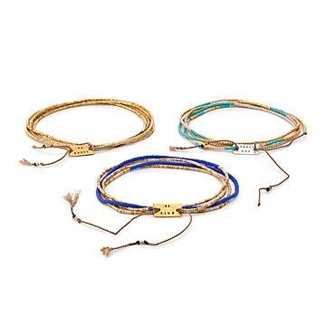Inspirational Wrap Bracelets