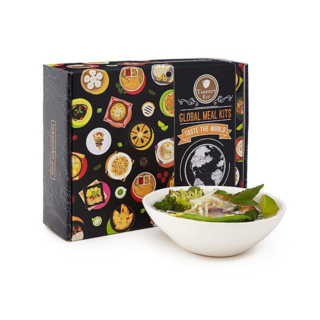 Vietnamese Pho Complete Dinner Kit