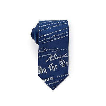 Emancipation Proclamation Neck Tie