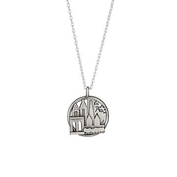 Cityscape Necklace