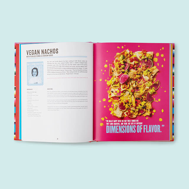 Buenos Nachos Cookbook