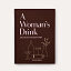 A Woman's Drink Recipe Book 1 thumbnail