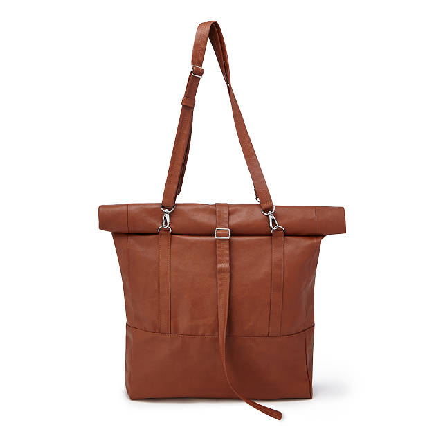 Wanderlust Roll Top Convertible Tote