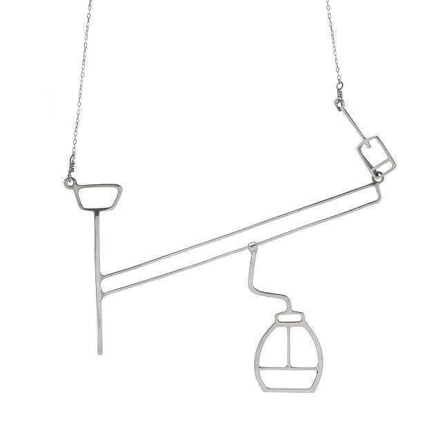 Gliding Gondola Necklace