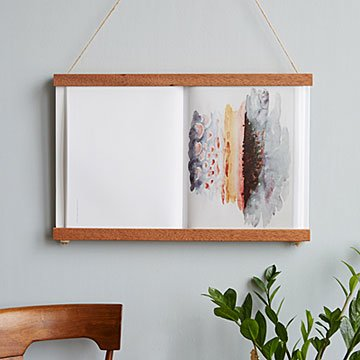 Coffee Table Book Holder