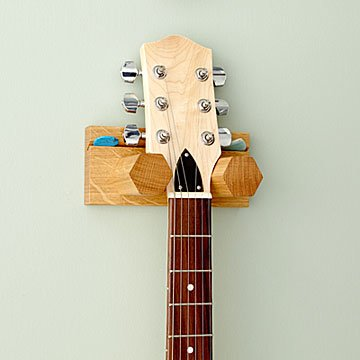 Guitar & Pick Holder