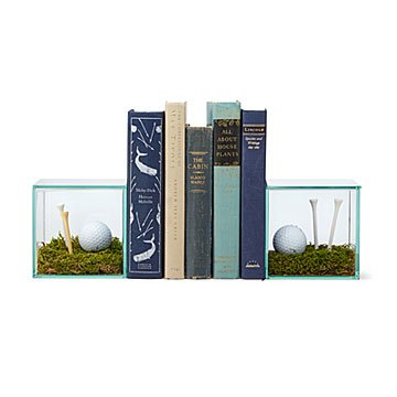 Keepsake Bookends