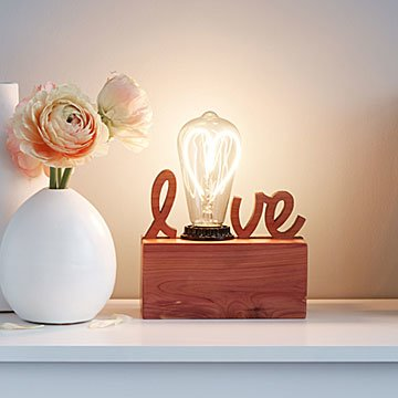 The Love Lamp