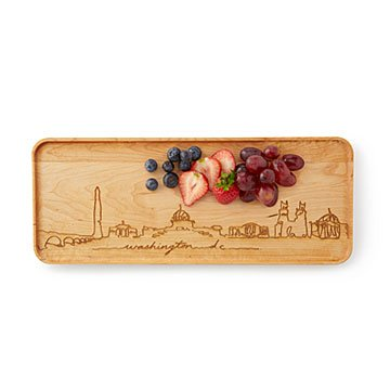 City Skyline Appetizer Tray