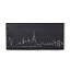 City Skyline Slate Cheese Board 2 thumbnail