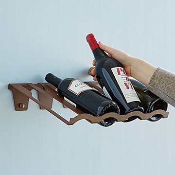 Wine Preserving Wine Rack