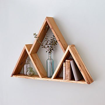 Mountain View Shelf