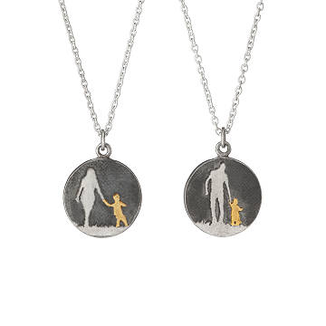 d995f9dcd61ed3 Gold Inspirational Jewelry | UncommonGoods