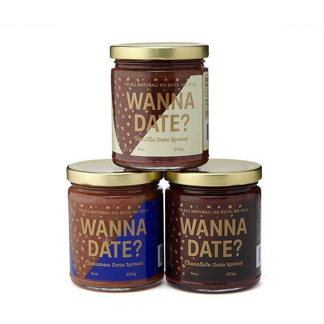 Sweet Date Spread