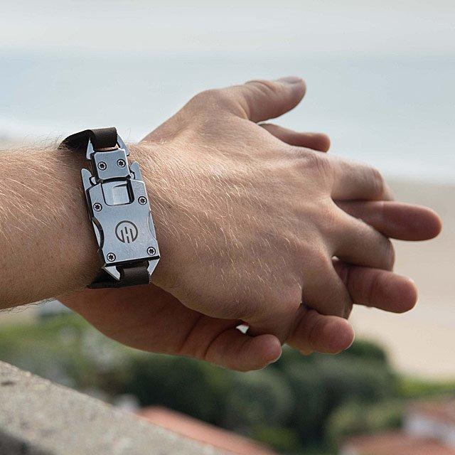 men's utility bracelet for cops