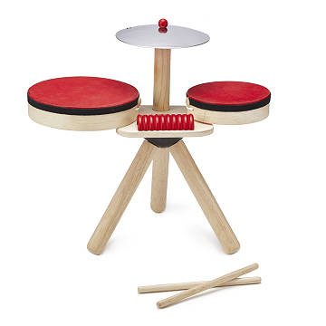 Kid's Classic Drum Set