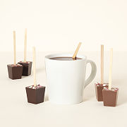 Valentine Hot Chocolate On A Stick