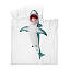 Shark Duvet and Pillowcase Set 2 thumbnail