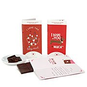 With Love Chocolate Cards