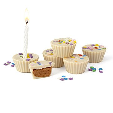Birthday Cake Nut Butter Cups