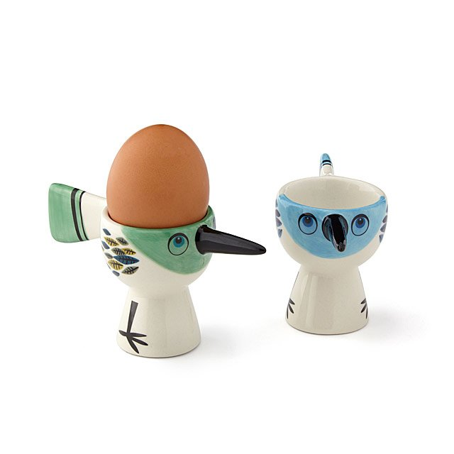 Bird Brained Egg Cup