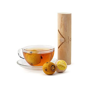 Lemon Peel Tea