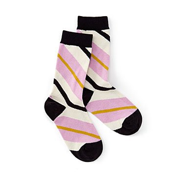 She's All Stripes Women's Socks