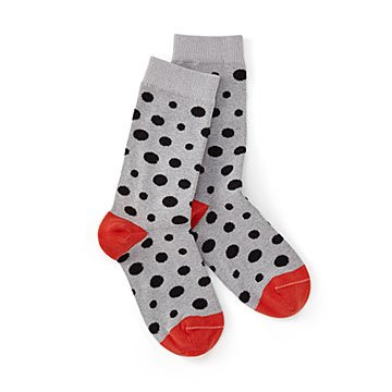 Lucy Polka Dots Women's Socks
