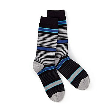 Barcode Mens Organic Cotton Sock
