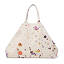 Splatter Canvas Oversized Tote 2 thumbnail