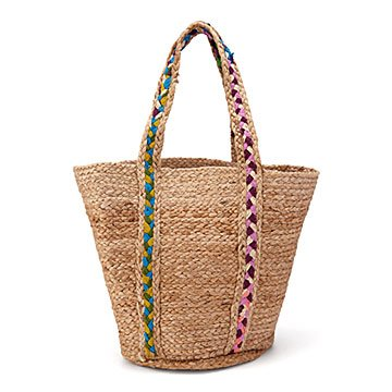 Chindi Handle Tote
