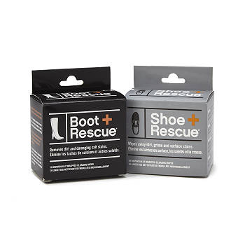 Boot Rescue and Shoe Rescue Bundle