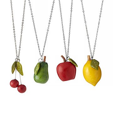 Fruits Of Love Necklaces