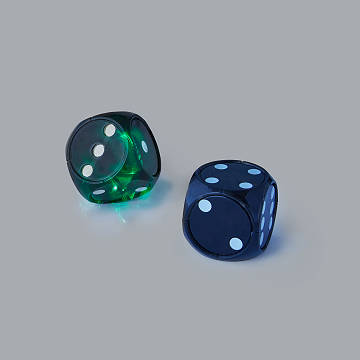 Self-Rolling Boogie Dice