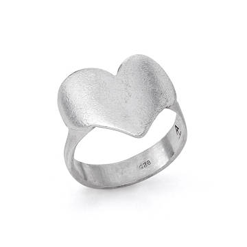 Love At First Sight Heart Ring