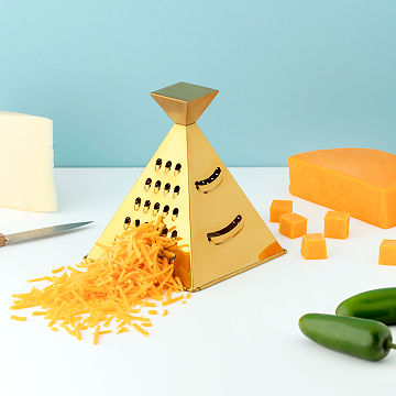 Pyramid Cheese Grater