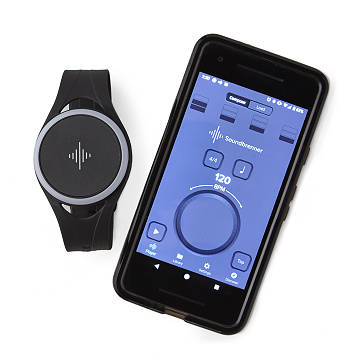 Wearable Metronome