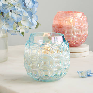 Blooming Garden Candles