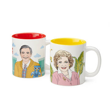 Prime Time TV Grandparent Mugs