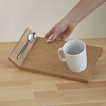 Magnetic Tea Tray Set