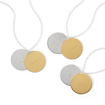 Inspirational Constellation Necklaces