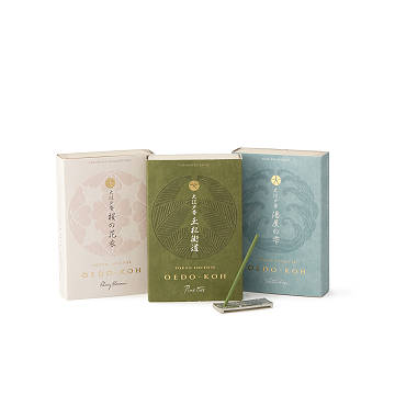 Travel Matchbox Incense