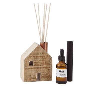 Wooden House Diffuser