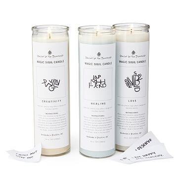 Magic Intention Candles