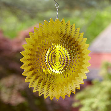 Sunshine Wind Spinner