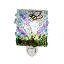 Recycled Glass Lavender Bee Nightlight 1 thumbnail