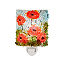 Recycled Glass Poppies Nightlight 2 thumbnail