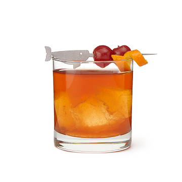 Thirsty Narwhal Cocktail Picks