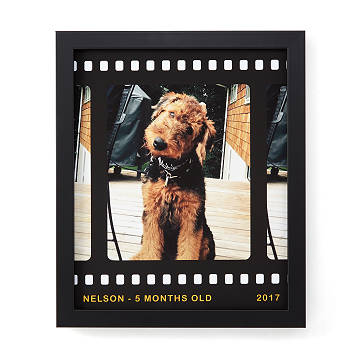 Filmstrip Custom Photo Art