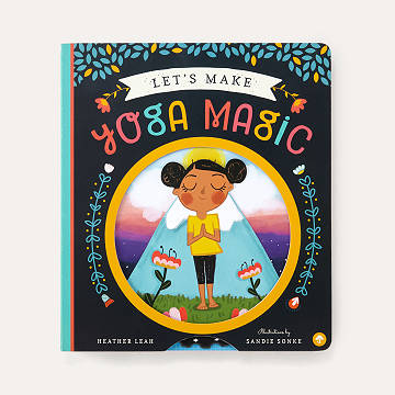 Yoga Magic Story Book